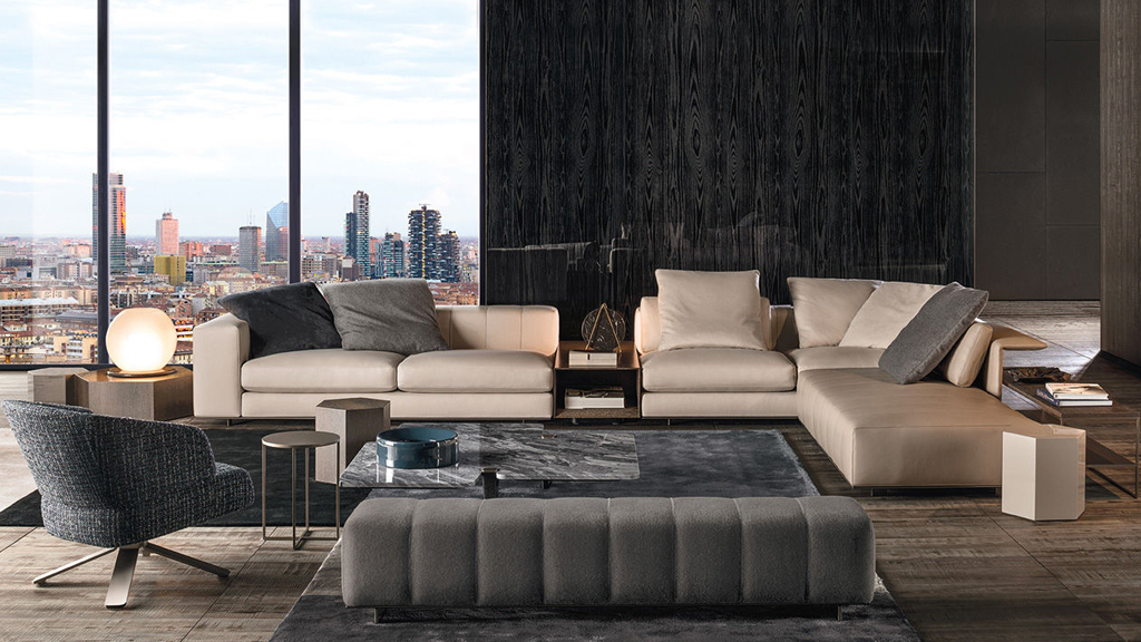 Exceptionnel About Minotti Chicago · CONTACT ...