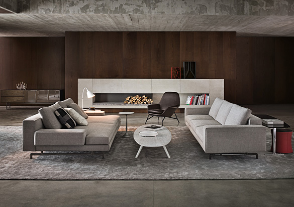 SHERMAN SECTIONAL SOFA